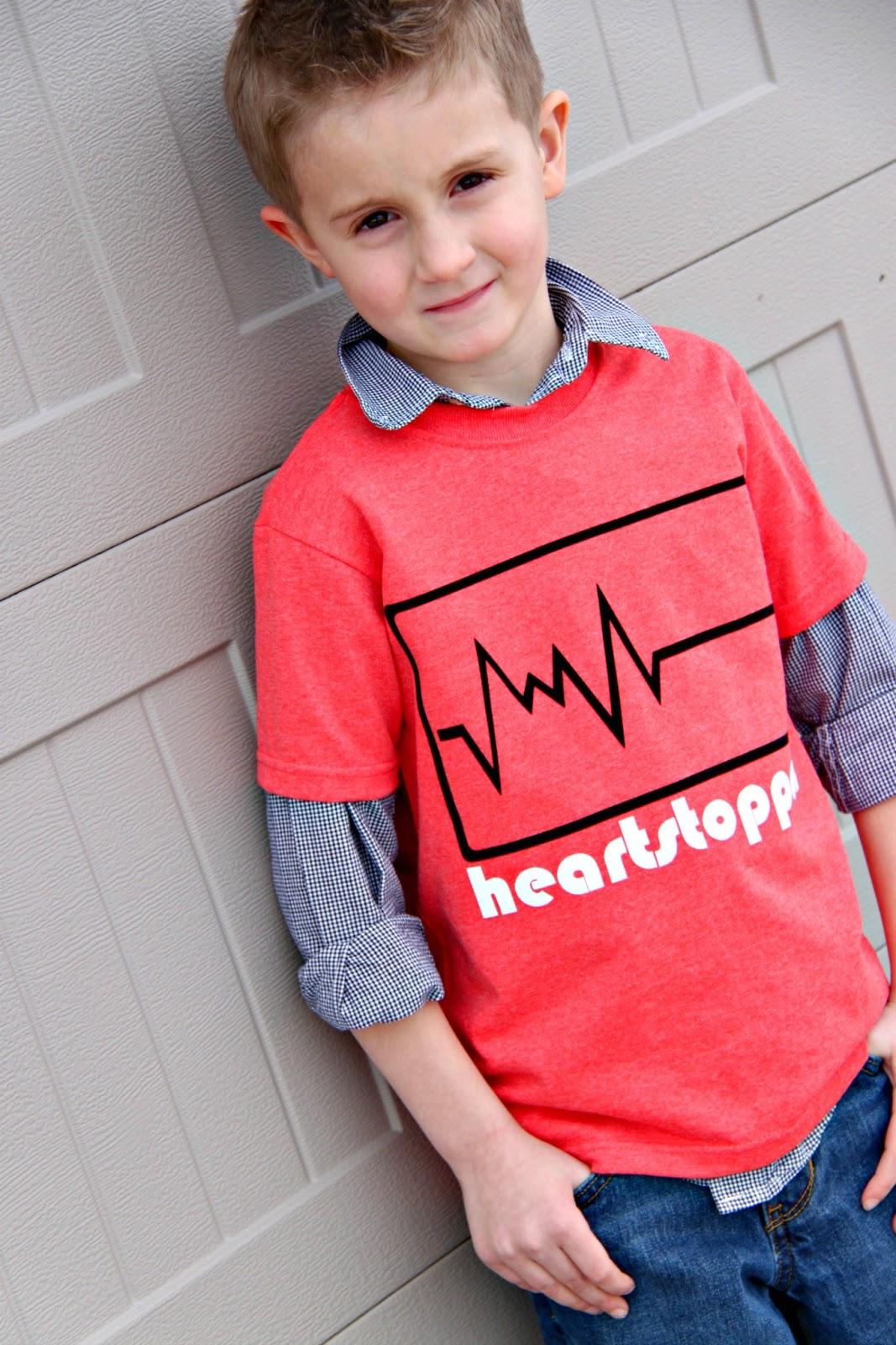 heartstopper valentines day t shirt - Boys Valentines Day Shirts