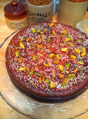 Rosewater Cake Nigel