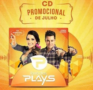 Forr� dos Plays - Promocional De Julho - Rep. Novo!!