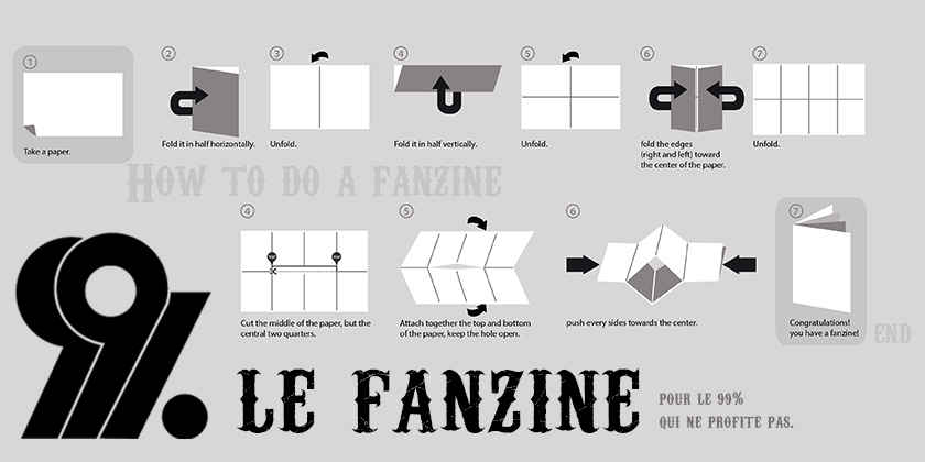 99% le fanzine !