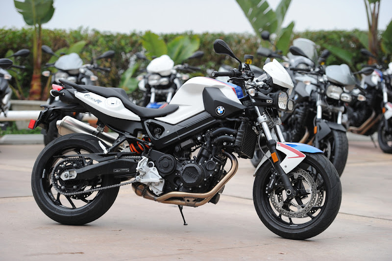 2011 BMW F800R Naked Roadster