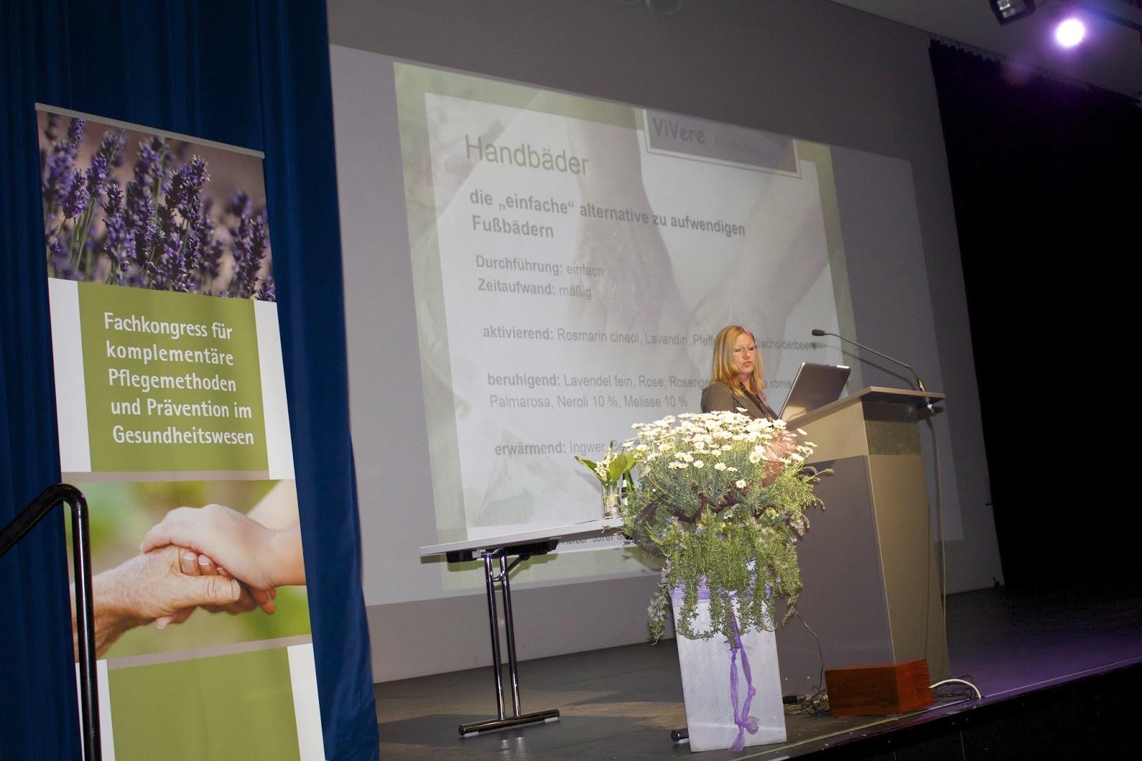Praktische Einsatzmöglichkeiten der Aromapflege bei demenziell Erkrankten und alternder Menschen