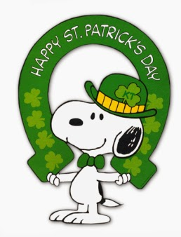 Happy Saint Patrick's Day, part 1