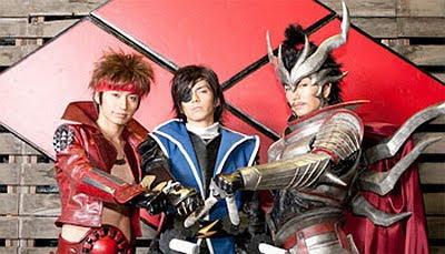 Sengoku Basara Live-Action Cast in Costume Revealed