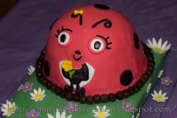 Простой торт со сметаной и фруктами фото 2