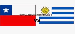 Chile vs Uruguay Clasificatorias 2015