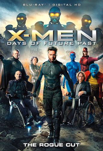 X-Men: Days of Future Past The Rogue Cut (BRRip 1080p Dual Latino / Ingles) (2014)