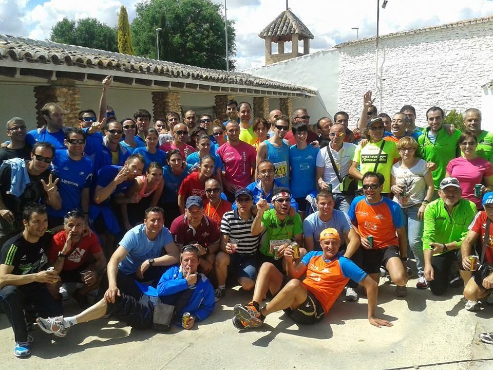 Hermanamiento con Tuercelindes (Argamasilla 2014)