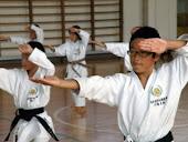 Karate na ESEF UFRGS