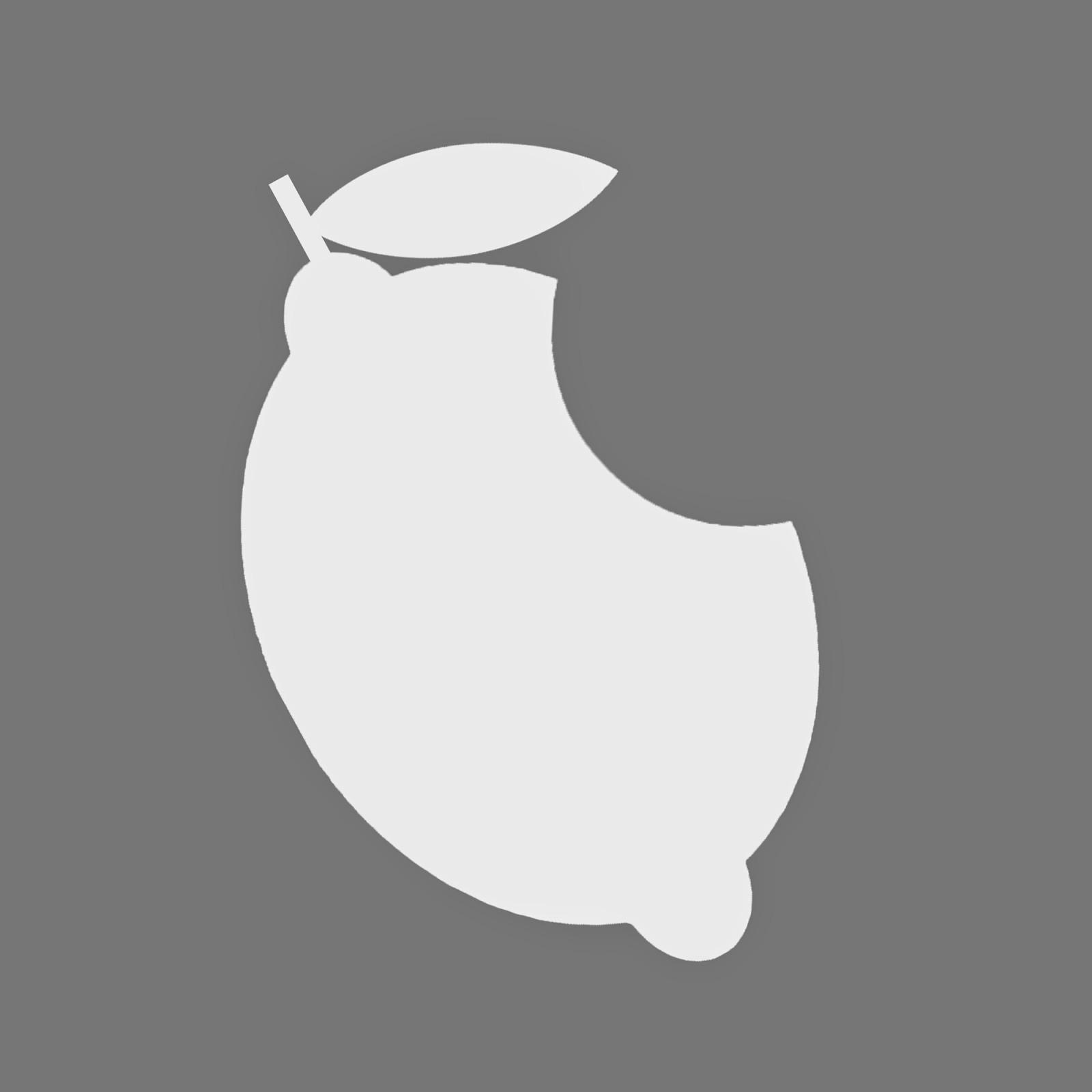 apple logo parody - lemon | soviet exxon