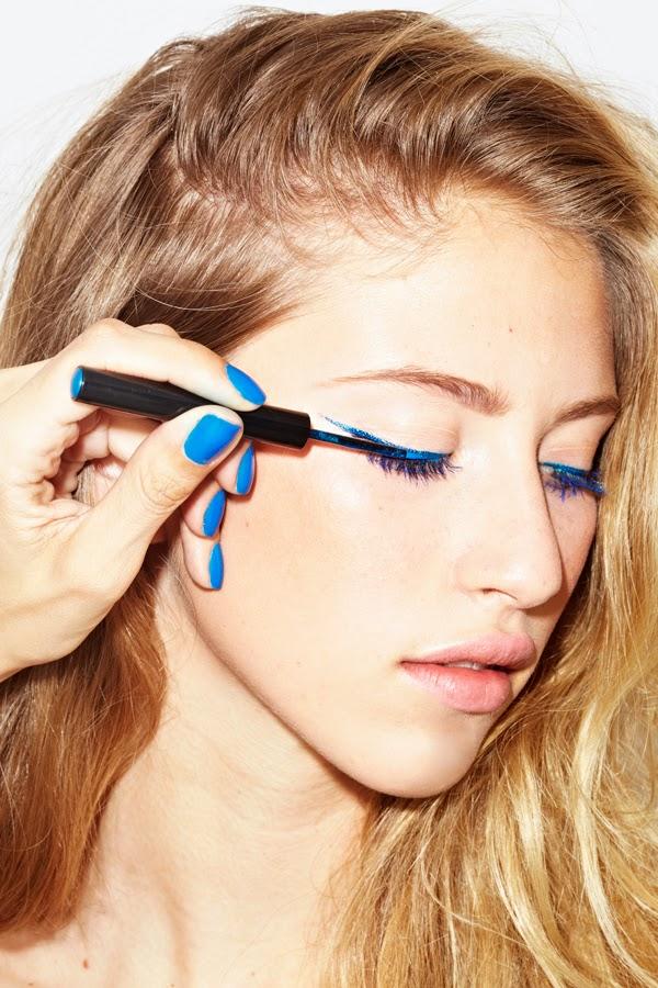 Как сделать синие стрелки