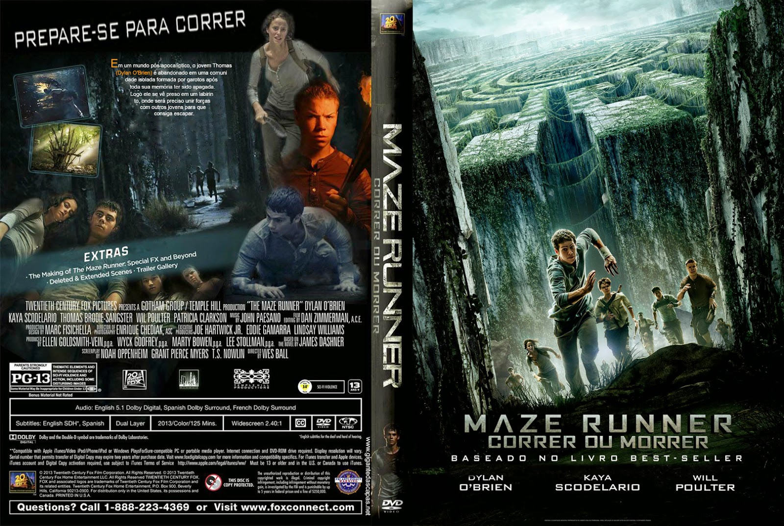 Maze runner correr ou morrer