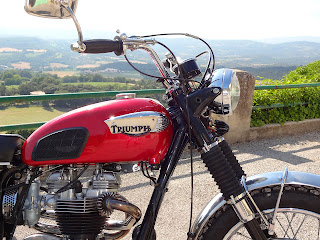 Triumph TR6 Scrambler - 1968