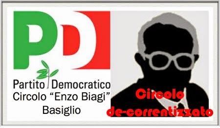 """Partito Democratico """"Enzo Biagi"""" di Basiglio"""