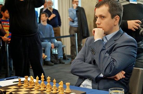 Echecs : Polonais Radoslaw Wojtaszek a battu le numéro 1 mondial Magnus Carlsen et le numéro 2 Fabiana Caruana - Photo © Alina L'Ami