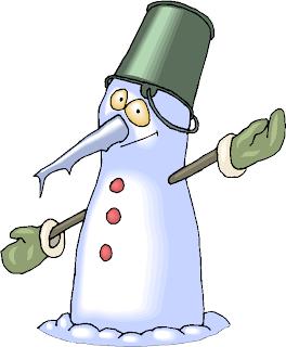 Snowman Free Clipart