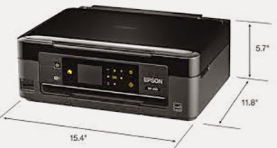 epson xp-410 driver for ipad size