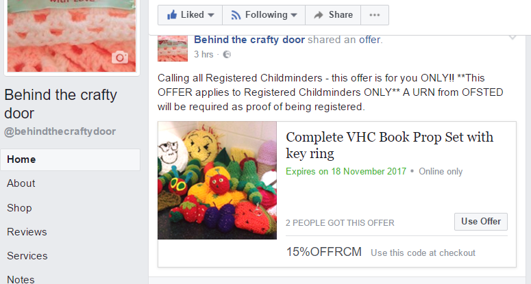 Childminders 15% OFF Discount