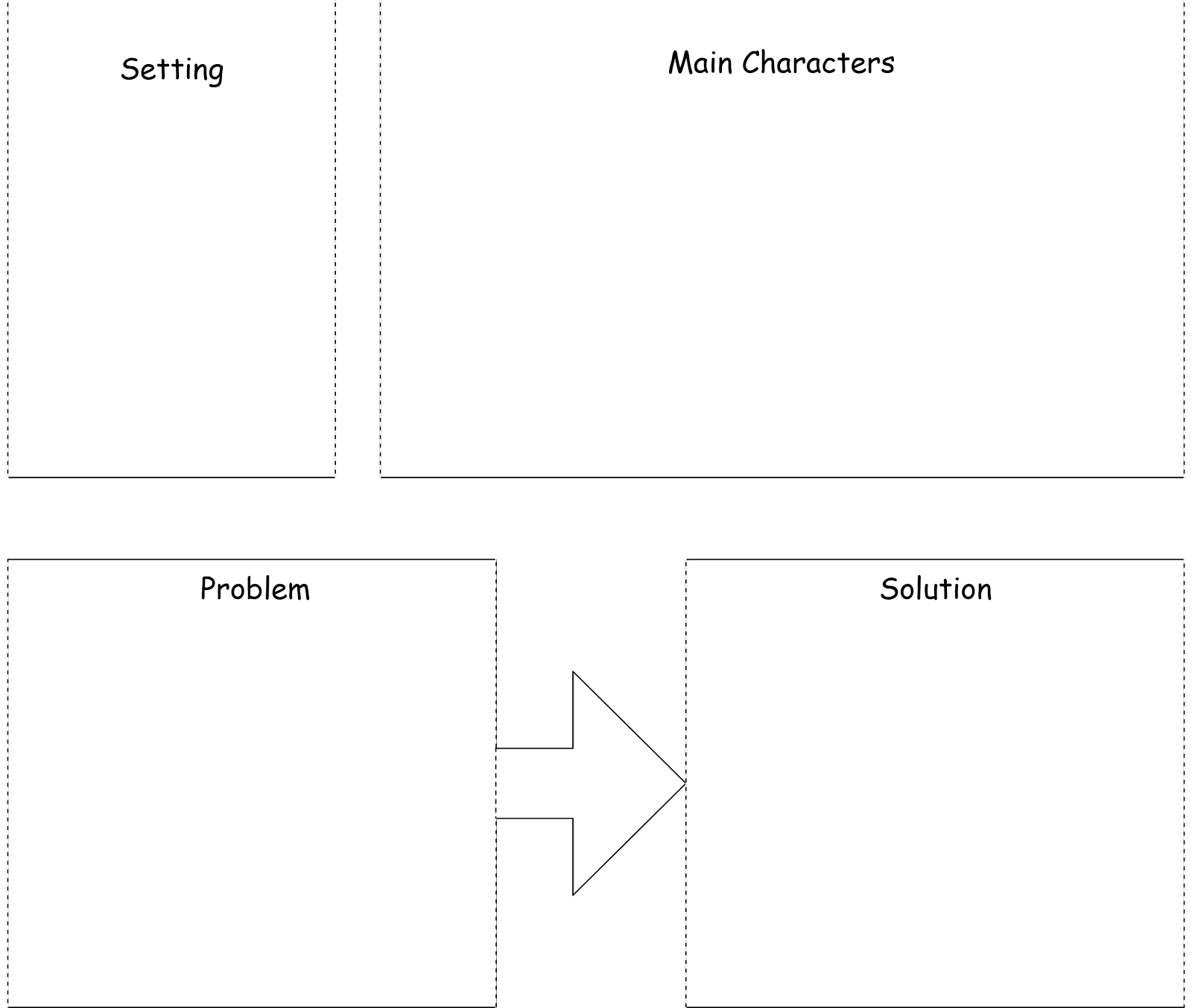 photo regarding Story Map Template Printable referred to as Basic Tale Map Printable - Mother Envy