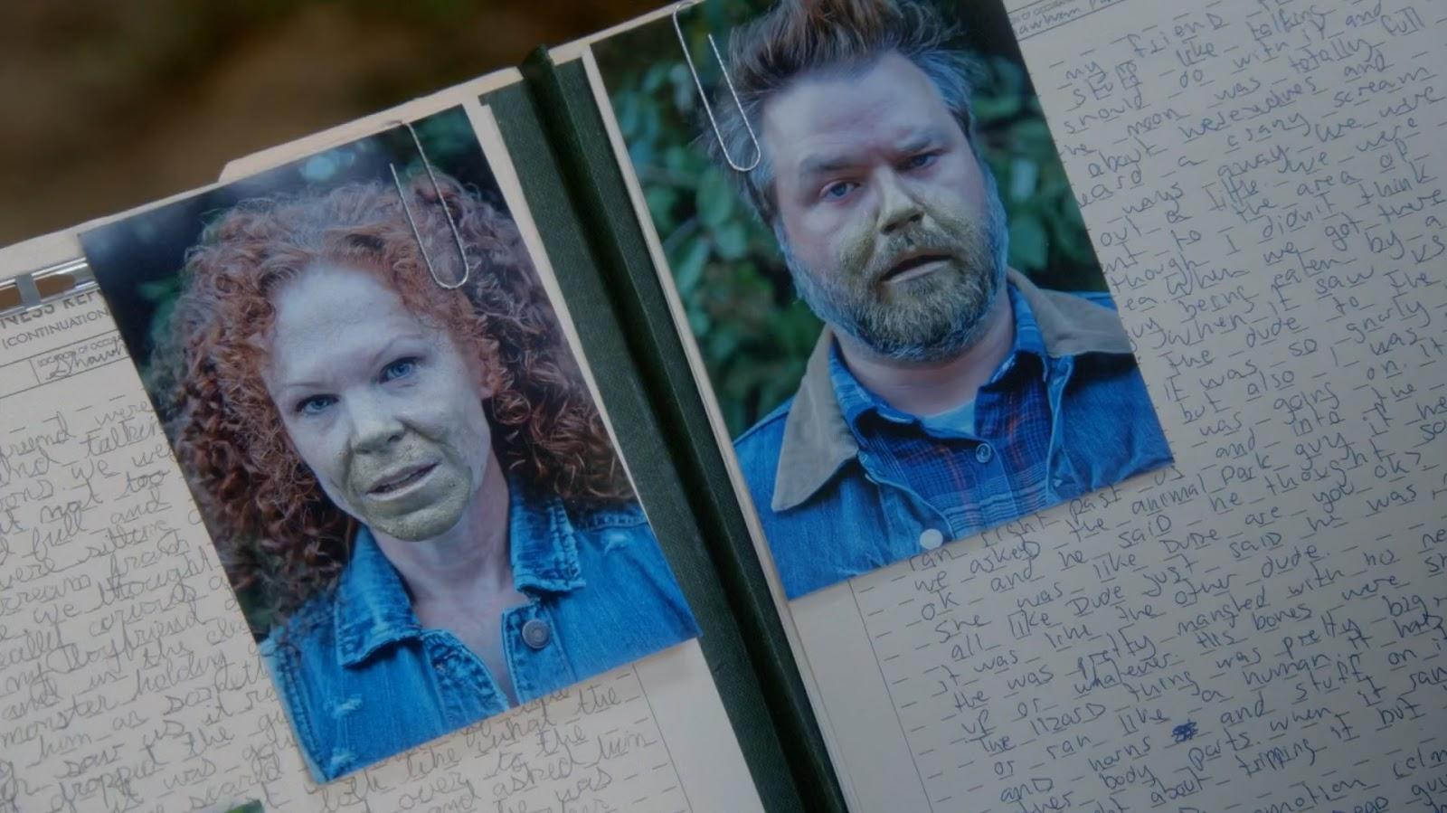 X-Files Temporada 10 Cap . 03 y 04  1080p Dual x265  [Mega]