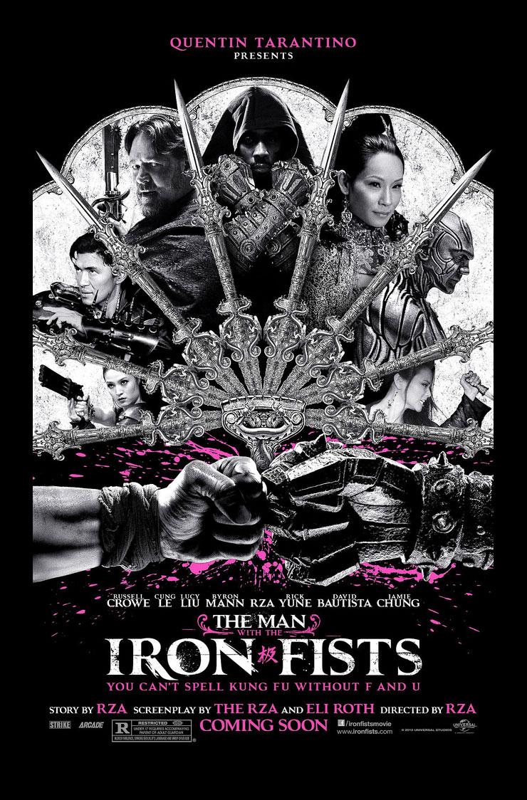 El Hombre de los puños de hierro (2012)