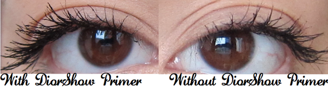 Dior's Miraculous Lash Primer! | Beauty and Cosmetic Information