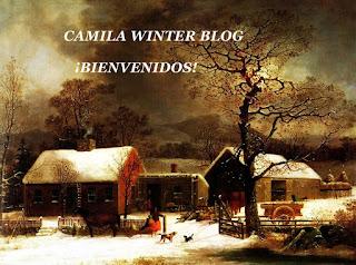 Camila Winter autora de novelas románticas