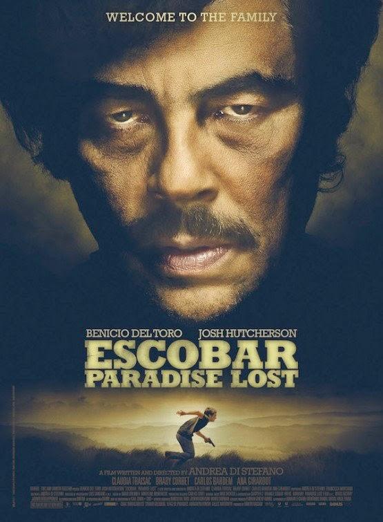 Escobar: Paraíso Perdido – Dublado (2014)