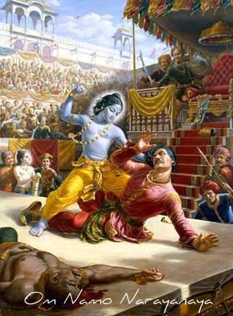 கண்ணன் கதைகள் (55) - கம்ஸ மோக்ஷம் / கம்ஸ வதம்,கண்ணன் கதைகள், குருவாயூரப்பன் கதைகள்
