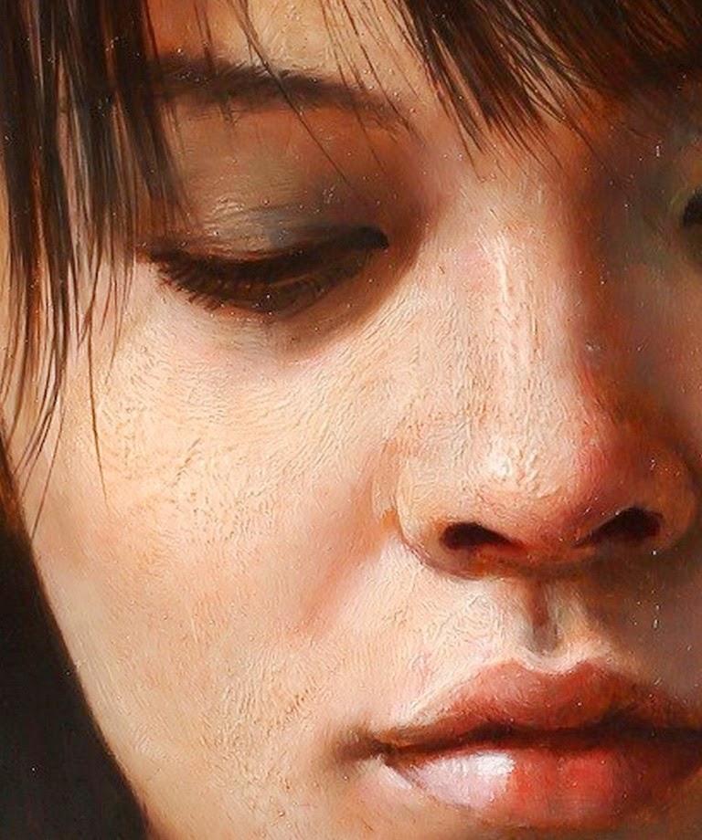rostros-femeninos-pintados-en-hiperrealismo