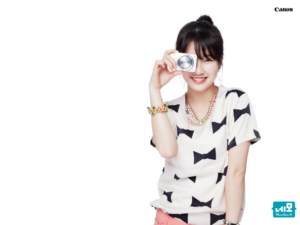 Suzy Official Canon PowerShootN Photo Update