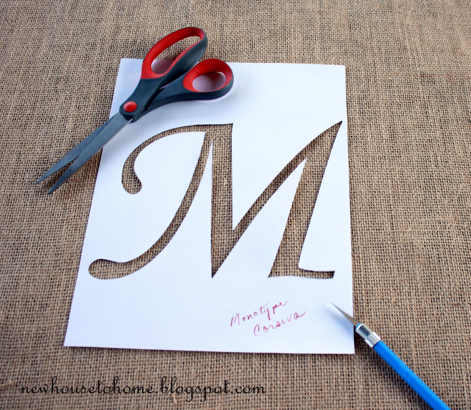 Cool Stencil Letters To Cut Out Images & Pictures - Becuo