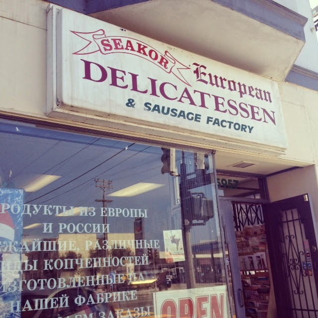 Seakor Polish Delicatessen and Sausage Factory