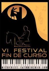 6º festival > cartel