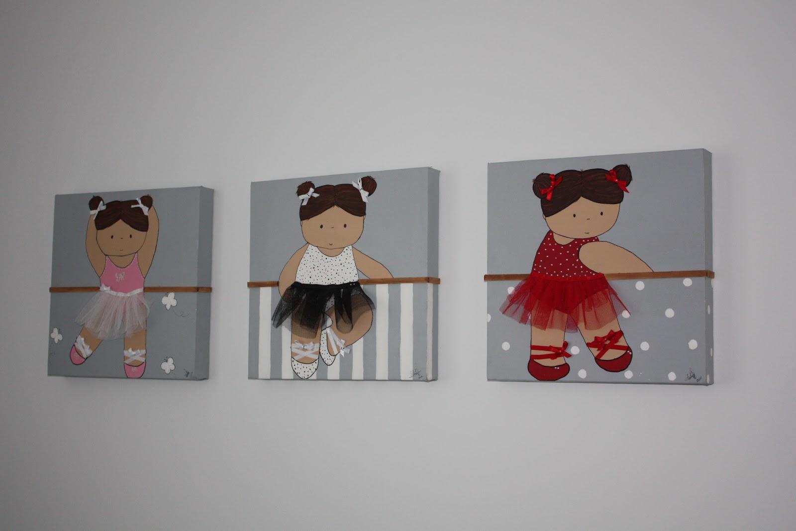 Blau regalos originales cuadros infantiles 2 - Cuadros habitaciones infantiles ...
