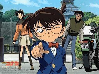 """Detective Conan - Episode 1 """"Roller Coaster Murder Case"""""""