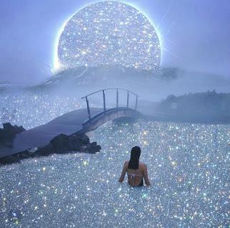 Celia Fenn: Kristalliner Körper / Diamant Licht Körper Aktivierung ~ 6. März 2019