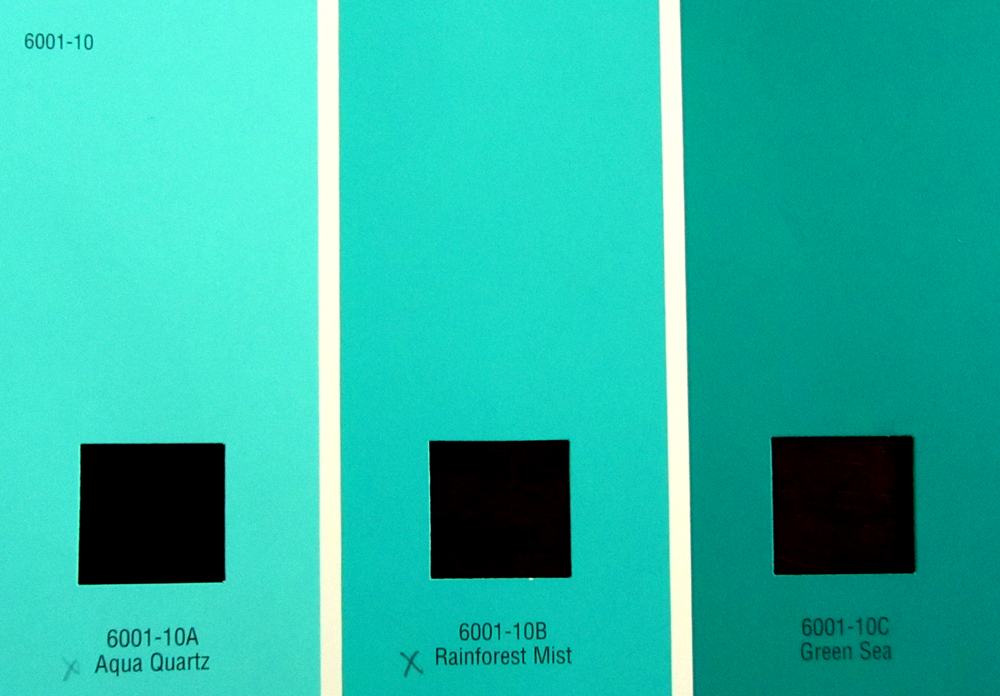Cool Turquoise Paint Colors 15 Top Galleries Homes