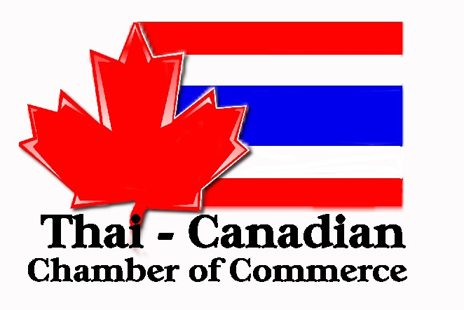 Logosociety thai canadian chamber of commerce logo for Canadian chambre of commerce