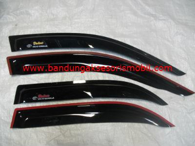 Talang Air Great Corolla Sport Mugen Depan Belakang