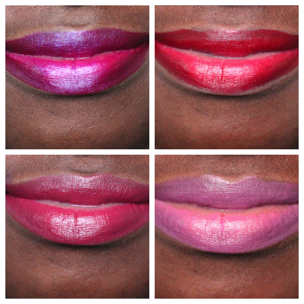 Eye of the BeholderCovergirl Embrace Lipstick