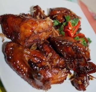 Resep Membuat Ayam Goreng Mentega