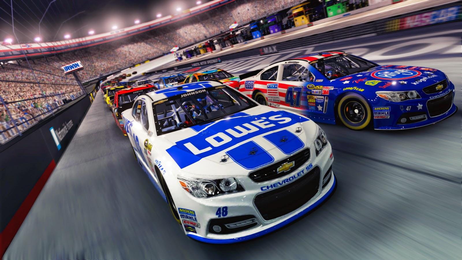 Game Racing Nascar 14