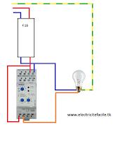 Sch mas lectriques schema de cablage electrique for Eclairage automatique interieur