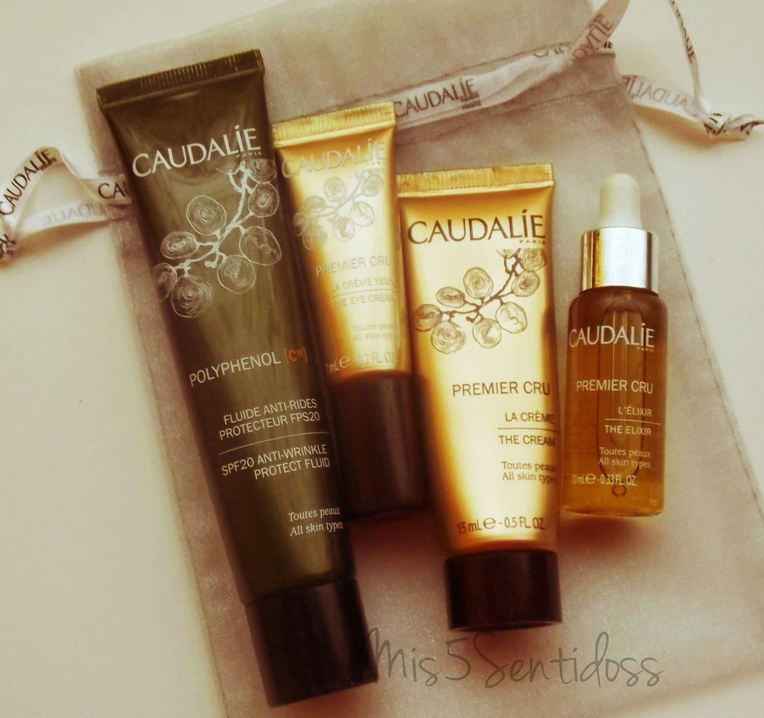 productos Caudalie Lookfantastic
