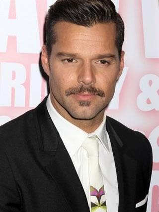 Ricky Martin (Foto: Grosby Group)