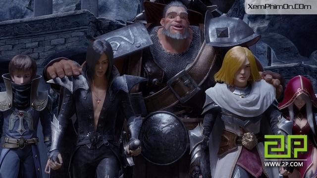 Hắc Long Đe Dọa - Dragon Nest Warriors Dawn