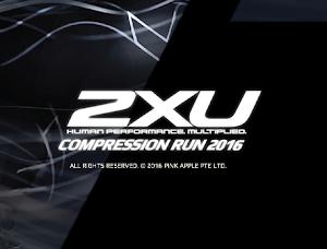 2XU Night Run 2016 - 17 December 2016