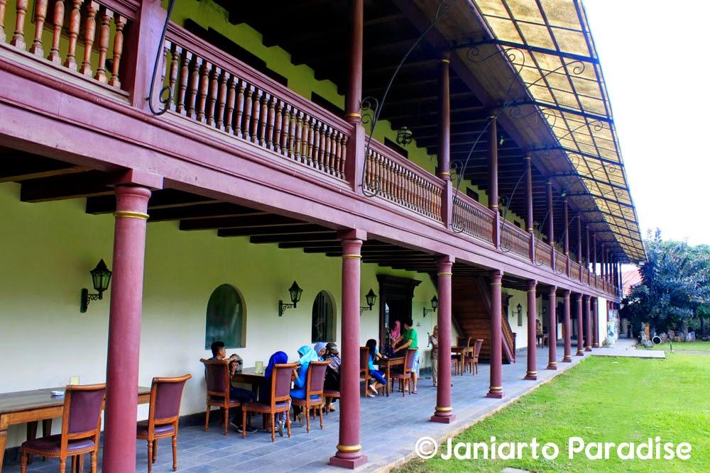 Galangan VOC Cafe - Jakarta Old Town