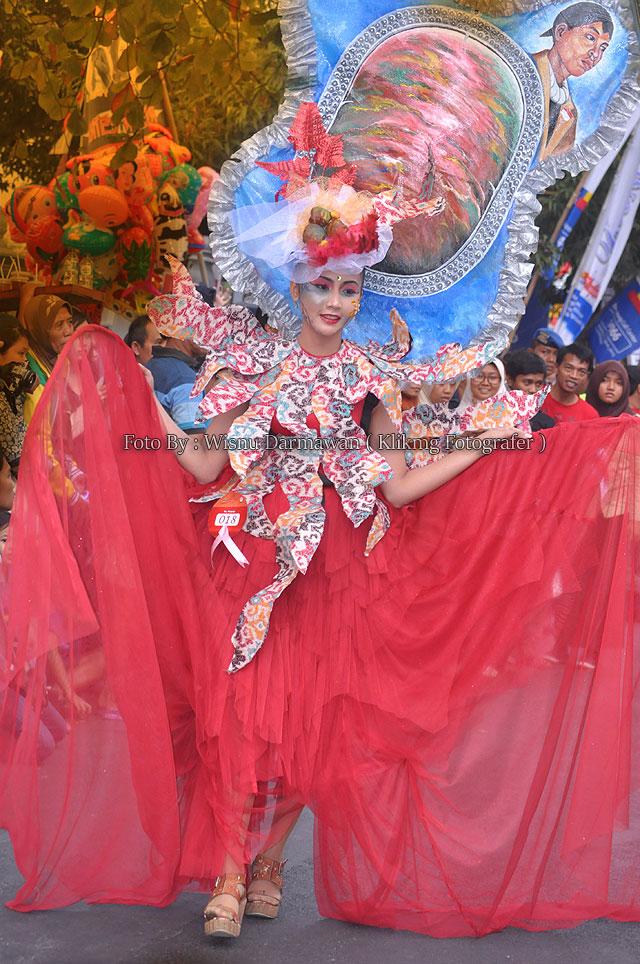 Carnival Dekrasnasda Jawa Tengah 2015    Fotografer : Klikmg3 ( Fotografer Purwokerto )